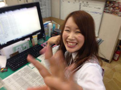 阿部ちゃん寿退社で送別会_b0127002_22224059.jpg