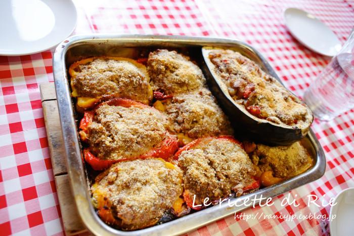 8月のイタリア料理教室レポ♡ Scuola di cucina Italiana, Agosto_b0246303_16471146.jpg