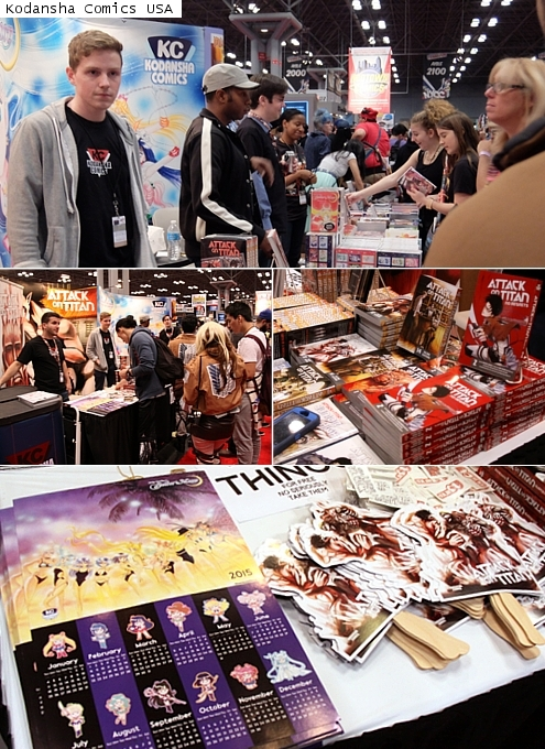 NYコミコン、出版社や大手書店のエリアにも日本の影響_b0007805_23181379.jpg