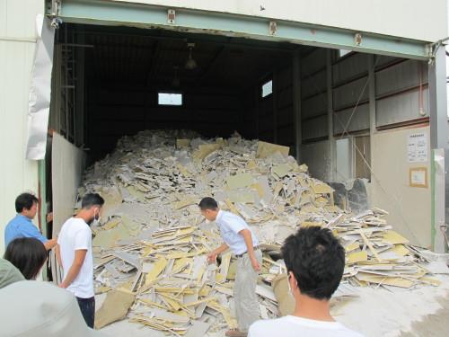 見学会:産業廃棄物の中間処理場_a0131025_16204322.jpg