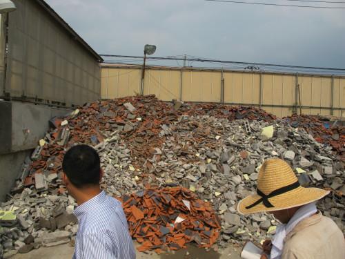 見学会:産業廃棄物の中間処理場_a0131025_16253454.jpg
