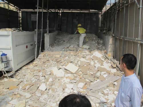 見学会:産業廃棄物の中間処理場_a0131025_16391112.jpg
