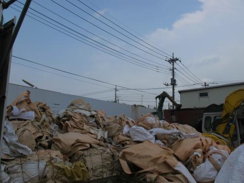 見学会:産業廃棄物の中間処理場_a0131025_16424999.jpg