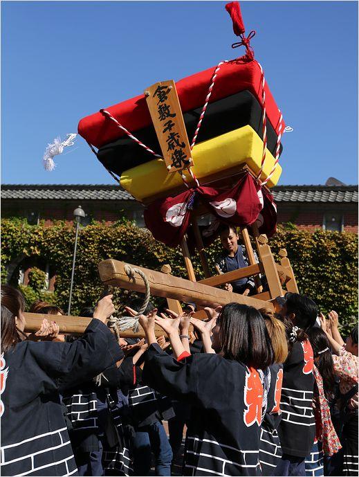阿智神社秋祭り ①_a0256349_2105890.jpg