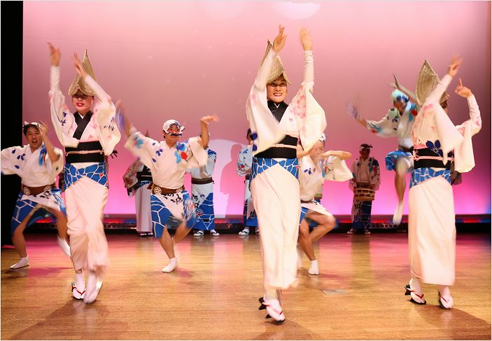 阿波踊り 男踊り_a0256349_7554261.jpg