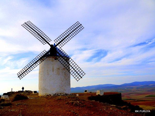 スペイン旅行記 10  ラ・マンチャ_a0092659_20261410.jpg