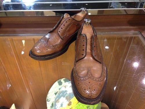 ヴィンテージ靴も復活できるんです☆_e0197577_11433531.jpg
