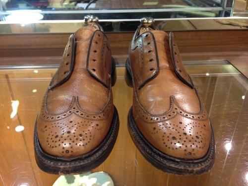 ヴィンテージ靴も復活できるんです☆_e0197577_11433843.jpg