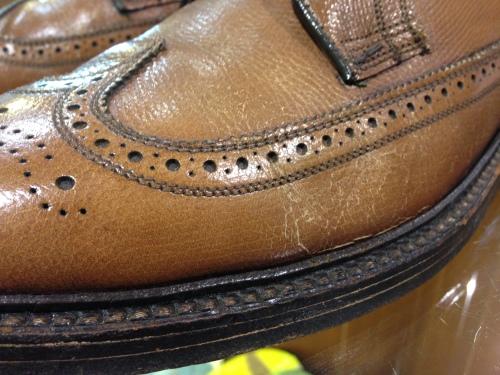 ヴィンテージ靴も復活できるんです☆_e0197577_11433856.jpg