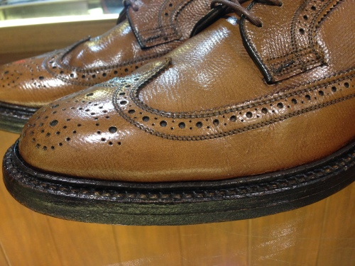 ヴィンテージ靴も復活できるんです☆_e0197577_11434008.jpg