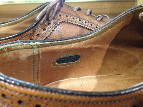 ヴィンテージ靴も復活できるんです☆_e0197577_11434143.jpg