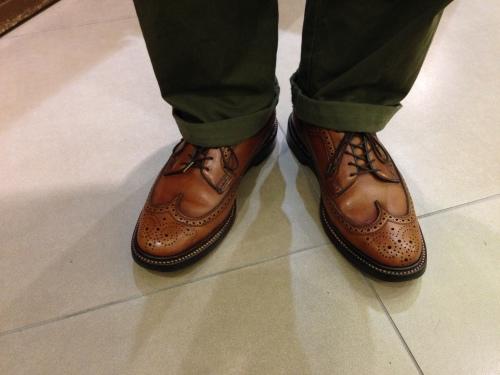 ヴィンテージ靴も復活できるんです☆_e0197577_11434290.jpg
