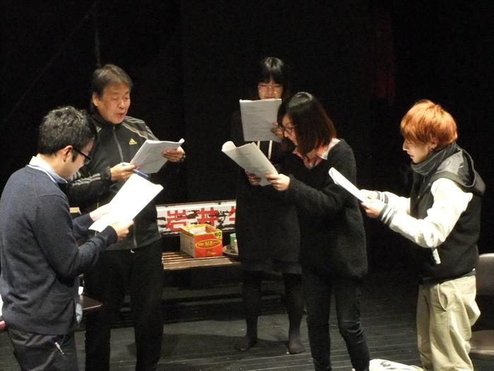 ◆劇団MFT練習7回目  修正台本で初稽古  byぺい_a0137796_2329243.jpg