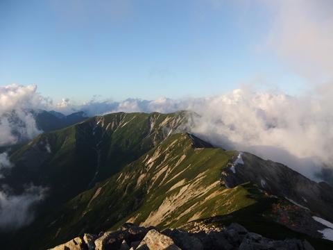 7月山行 笠ヶ岳_d0237801_12563445.jpg