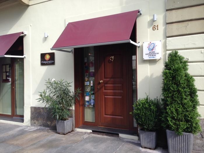 "Ristorante magorabin* トリノの一つ星レストラン \""マゴラビン\""_b0246303_05043409.jpg"
