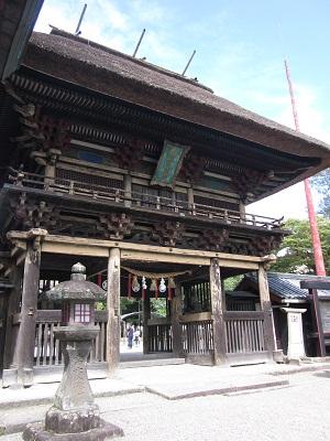 人吉散策         ~青井阿蘇神社・その2~_b0228113_12572241.jpg