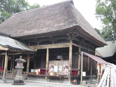人吉散策         ~青井阿蘇神社・その2~_b0228113_13001336.jpg