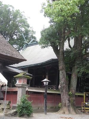 人吉散策         ~青井阿蘇神社・その2~_b0228113_13010808.jpg