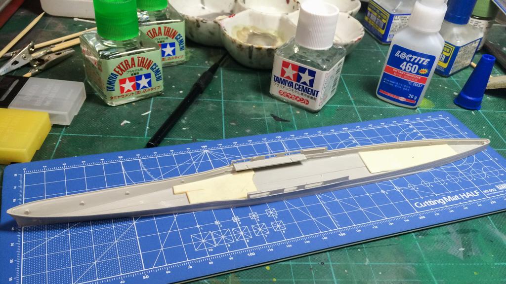 艦船模型をたった2日で完成させる3つのルールを教えます_b0029315_22442453.jpg