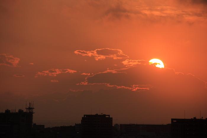 夕 陽_b0268615_1825712.jpg