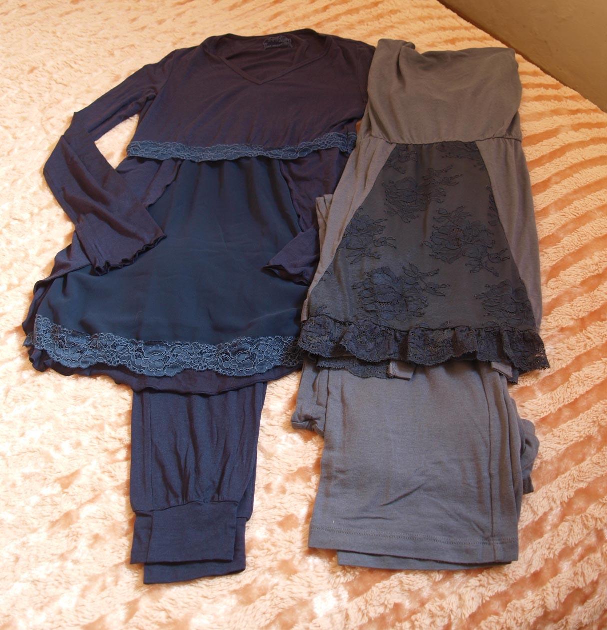 私の密かな贅沢はここのパジャマでベットに入る事_c0179785_55248.jpg