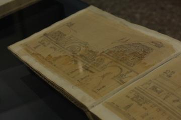 19-20世紀の素描展、ヴェネツィア、アッカデミア美術館_c0339296_6291649.jpg
