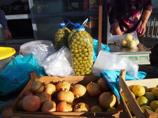 南ポルトガルの秋の訪れは・・・オリーブ_f0152733_2262370.jpg