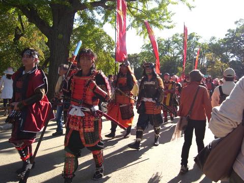 「大坂ノ陣合戦祭り」 _b0145843_22545399.jpg