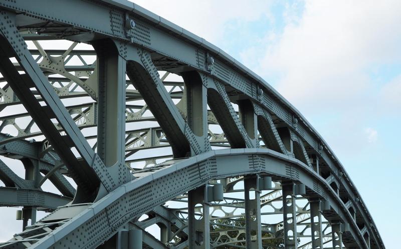 東京の橋はかっこいい(萬年橋)_d0027243_8434996.jpg