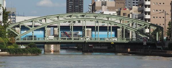 東京の橋はかっこいい(萬年橋)_d0027243_91326100.jpg