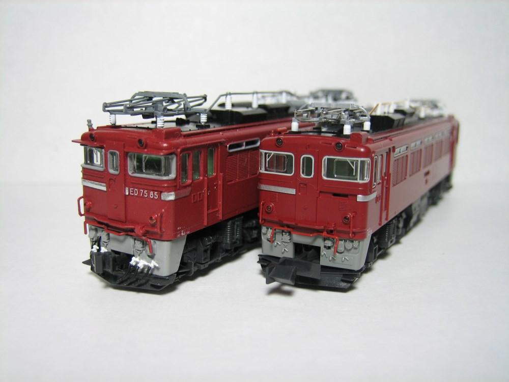 KATO 八甲田、ED75-1000、EF57-1入線_e0120143_23052.jpg
