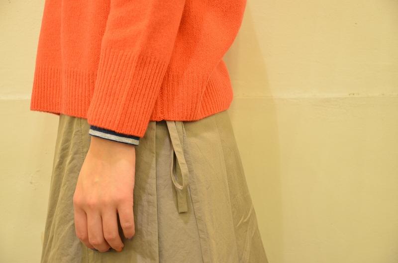 寒くなってきましたね☆そんな日には。。。Nouveles du paradis(ヌーベルドゥパラディー)のセーターをご紹介です**_a0256162_14134241.jpg