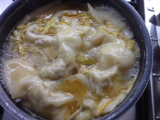 白菜のワンタンスープ_a0136671_241918.jpg