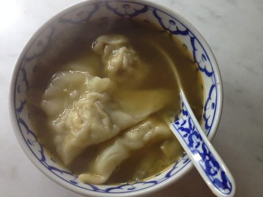 白菜のワンタンスープ_a0136671_275256.jpg