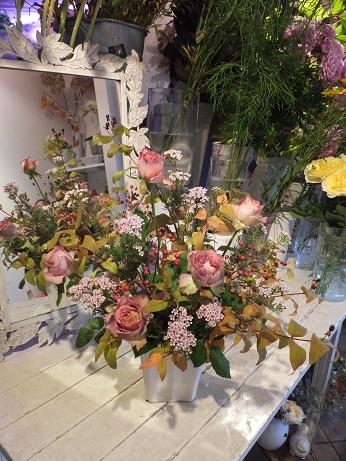 オークリーフ花の教室(山名さんの作品)_f0049672_17421454.jpg