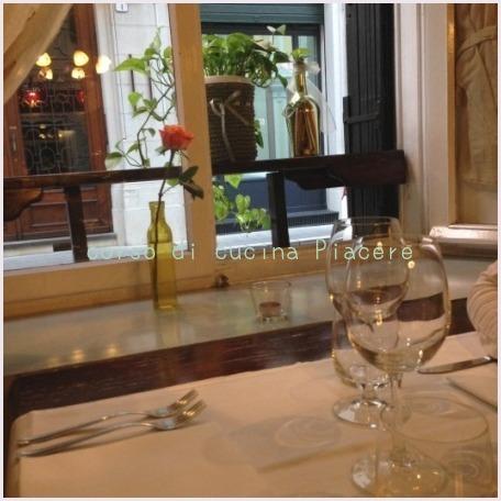 イタリア食旅行記⑪ ウーディネのレストラン_b0107003_19172209.jpg