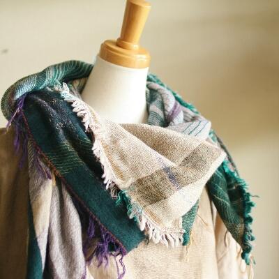 tamaki niime roots shawl square_c0118809_1619371.jpg