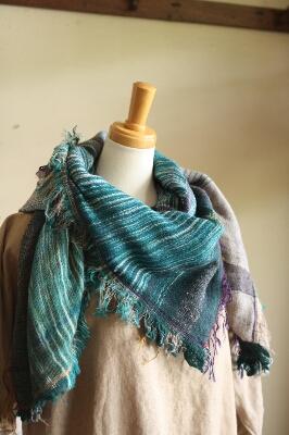 tamaki niime roots shawl square_c0118809_16195775.jpg