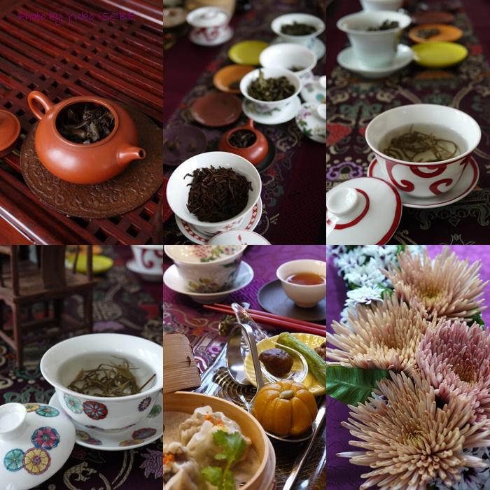 中国茶五種のみ比べのお客さまをお迎えしました♪_a0169924_20254763.jpg