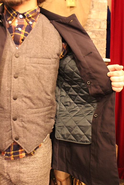"英国生まれ ""Traditional Weather Wear\"" CORBY ご紹介_f0191324_94939100.jpg"