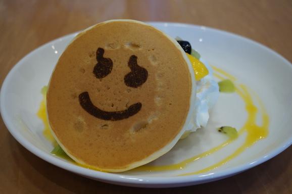 ニコチャンマークのパンケーキ デイズ_c0223630_18263828.jpg