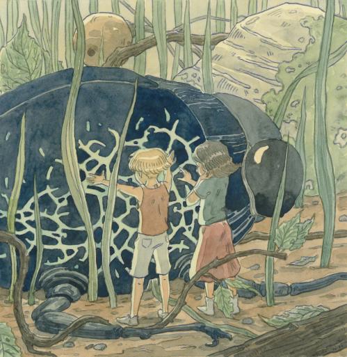 今日から、フランス若手アーティスト展「アトリエ・セントウ Atelier Sentô」が始まります_d0178448_10313840.jpg