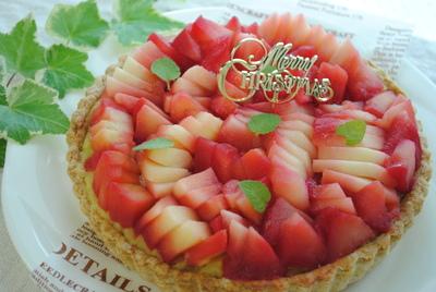 11月12月のスイーツレッスンはクリスマスケーキです_b0252363_18304320.jpg