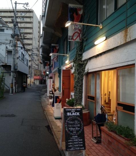 作品展in 大阪 「カラーパーティーウェスト」_f0072976_1243830.jpg