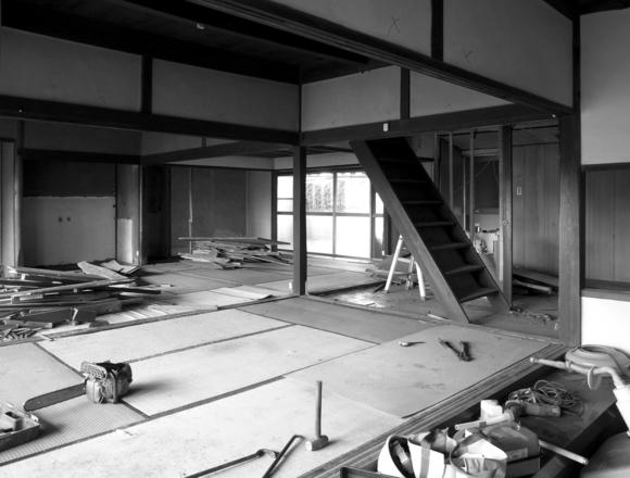 岩成の家 解体工事_f0341886_13212100.jpg