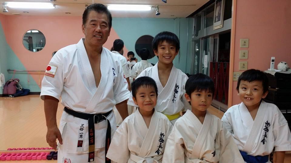 これから桜井幼稚園の先輩と後輩として宜しく頼むね!_c0186691_0114960.jpg