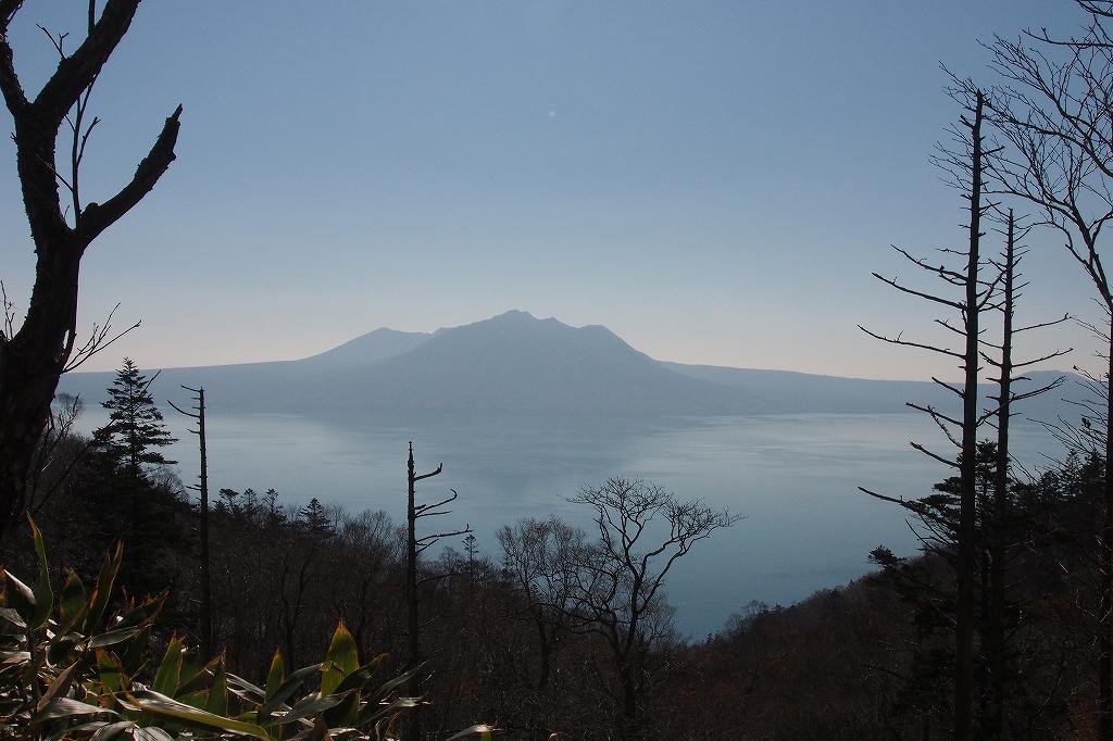 樽前山とイチャンコッペ山、10月23日-速報版-_f0138096_14231450.jpg