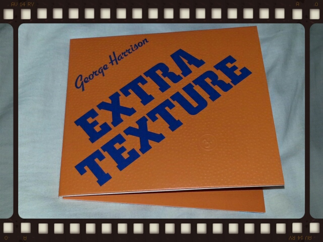 GEORGE HARRISON / EXTRA TEXTURE (Read All About It)_b0042308_043979.jpg