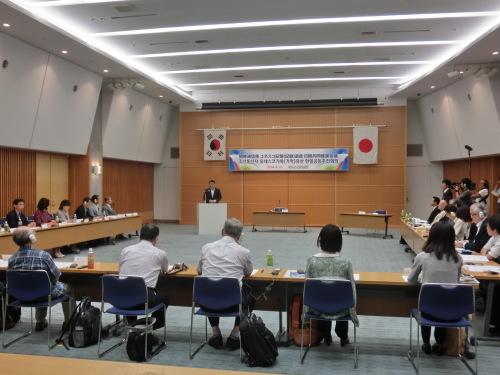 朝鮮通信使ユネスコ記憶遺産日韓共同推進会議を開催しました。_b0280244_15361555.jpg