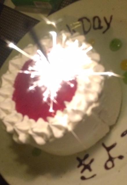 お祝いしてもらいましたぁ_e0114246_1438919.jpg